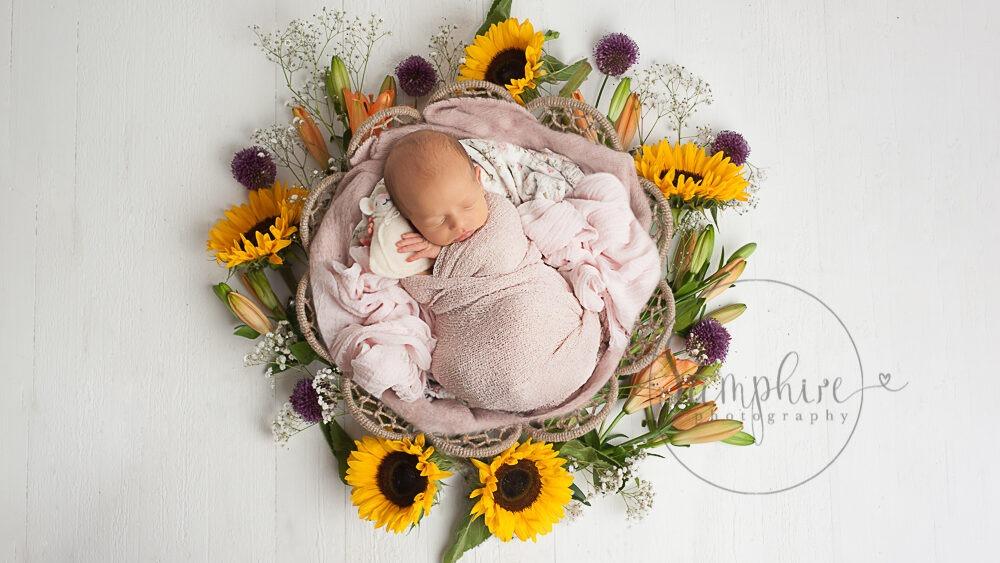 choosing a newborn photographer West Sussex