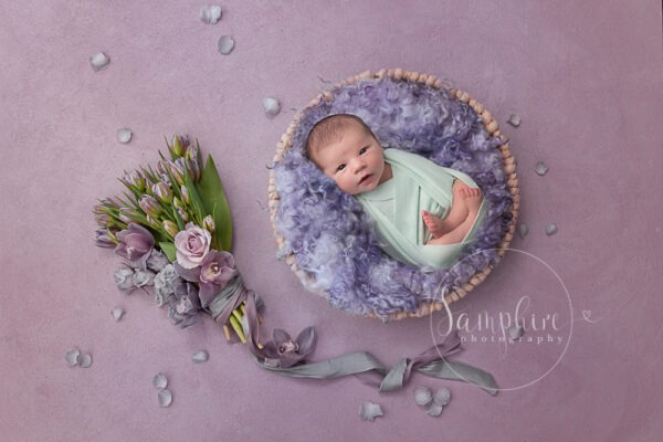 Samphire Photography Newborn Photographer Haywards Heath baby girl expereinced specialist Sussex