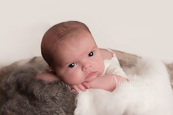 Newborn Photographer Horsham | Baby Violet, 3 1/2 weeks old