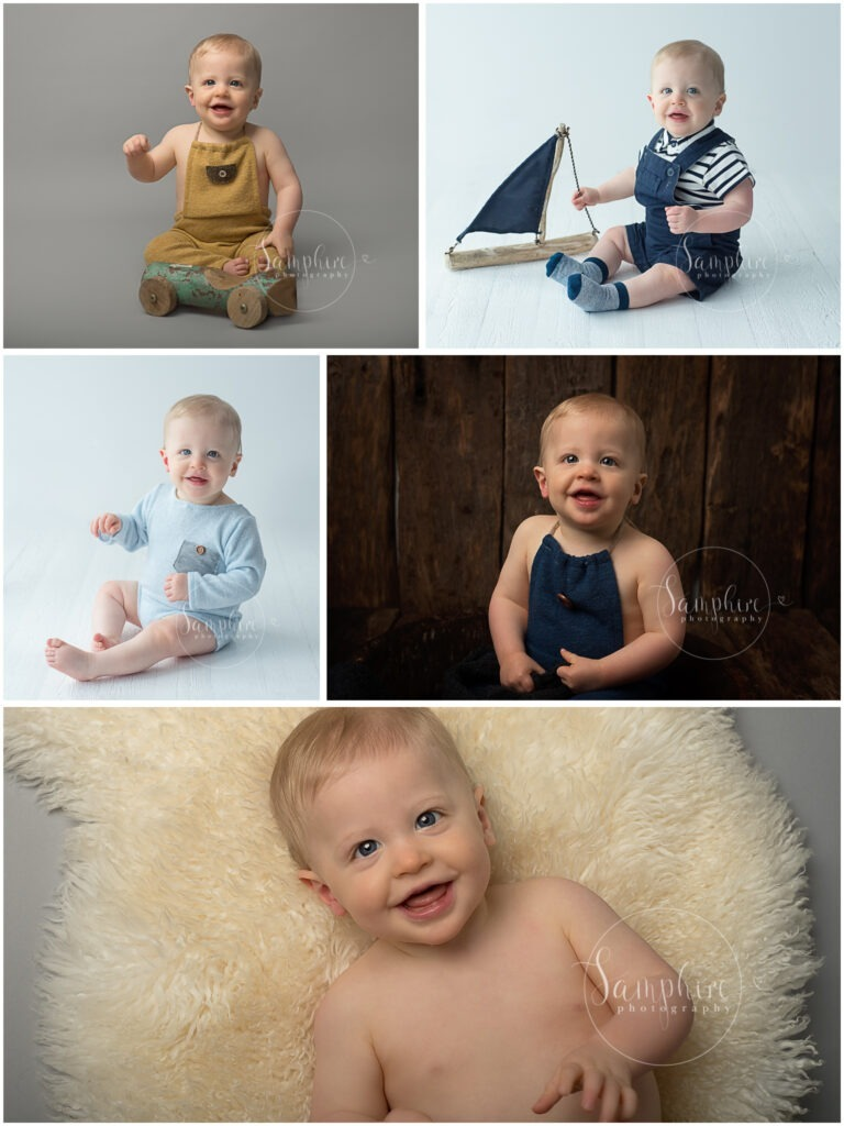 experienced baby photographer Horsham, Samphire Photography