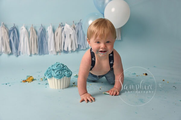 Cake Smash Horsham | Henry is one today