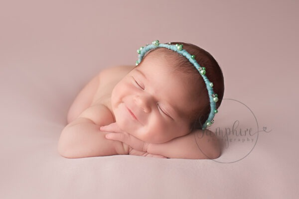 Newborn Photographs Horsham | Baby Madison, 8 days old