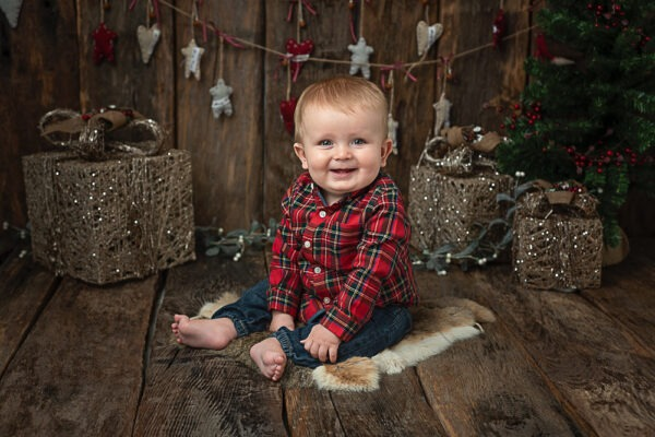 Christmas Portraits 2018, by Samphire Photography