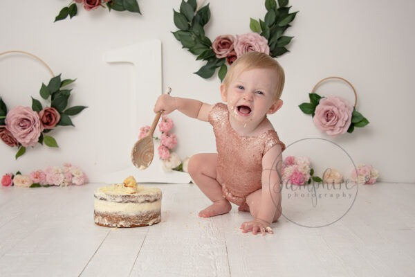 Baby's First Year, by Samphire Photography