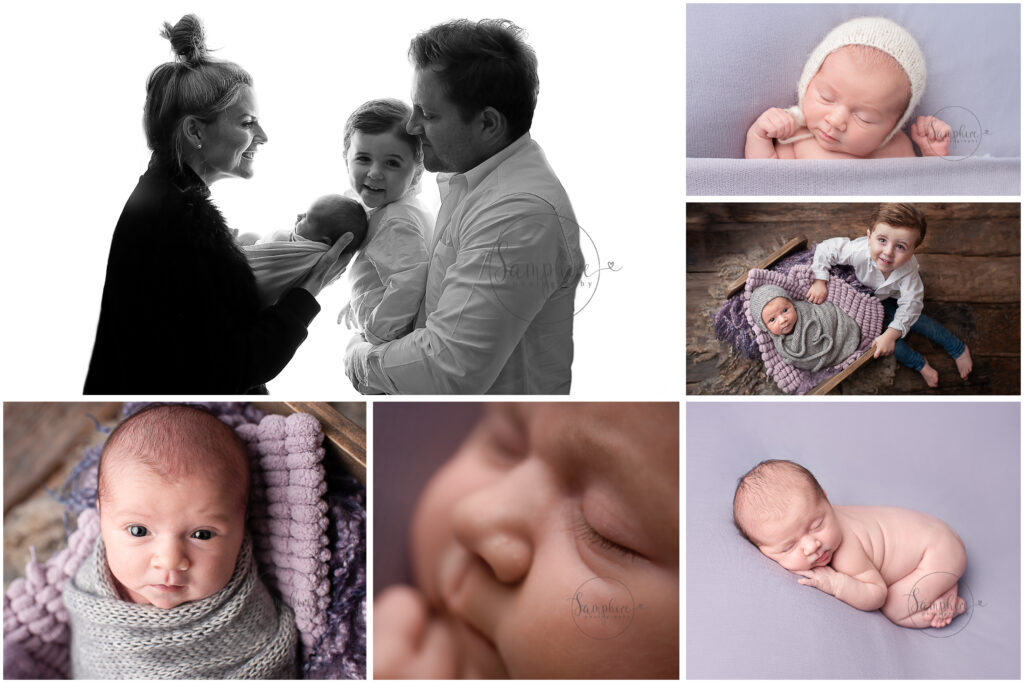 Family and Sibling Portraits in Newborn Sessions Samphire Photography Sussex