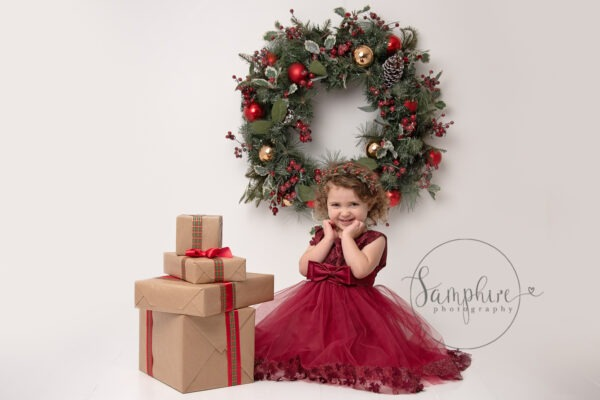 Christmas Portraits | So this is Christmas….