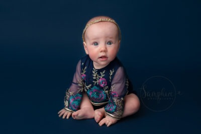 Experienced portrait photographer Sussex Samphire Photography girl milestone 2019