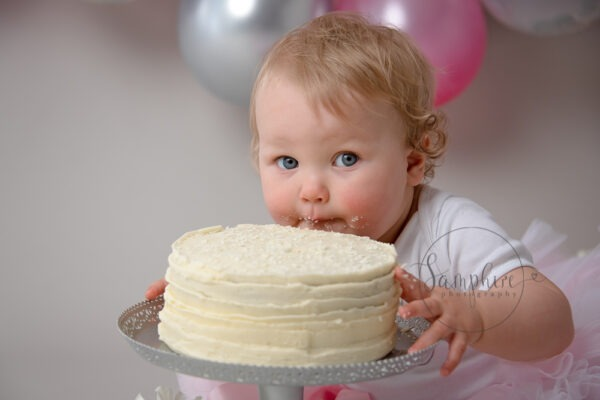 Best way to celebrate your child's first birthday | Charlottes's first birthday