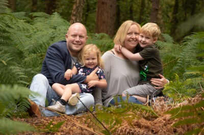 family photographer Samphire Photography Sussex