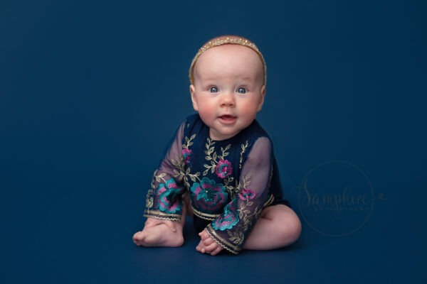 Baby Photography Horsham | Baby Olive, 7 months old
