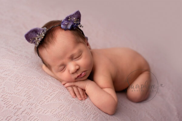 girl newborn baby portraits sussex