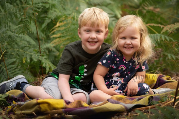 A Great Family Portraits Experience on Location with Samphire Photography