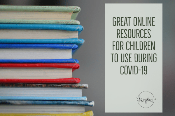 online resources for children reading during COVID