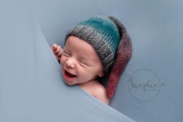 Newborn Baby Photography   Baby Porter, 13 days old