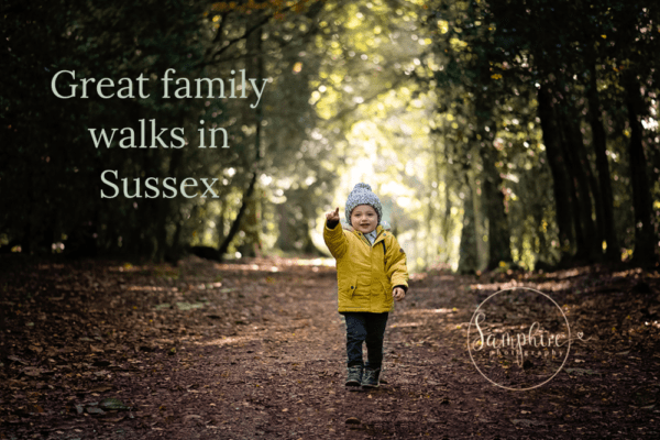 Samphire Photography | Great Family Walks in Sussex
